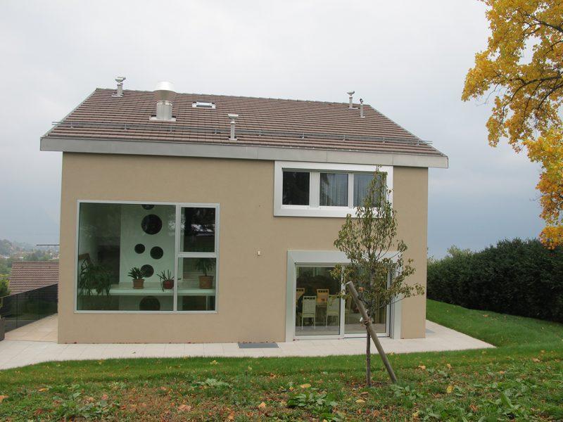 villa Z, St-Légier